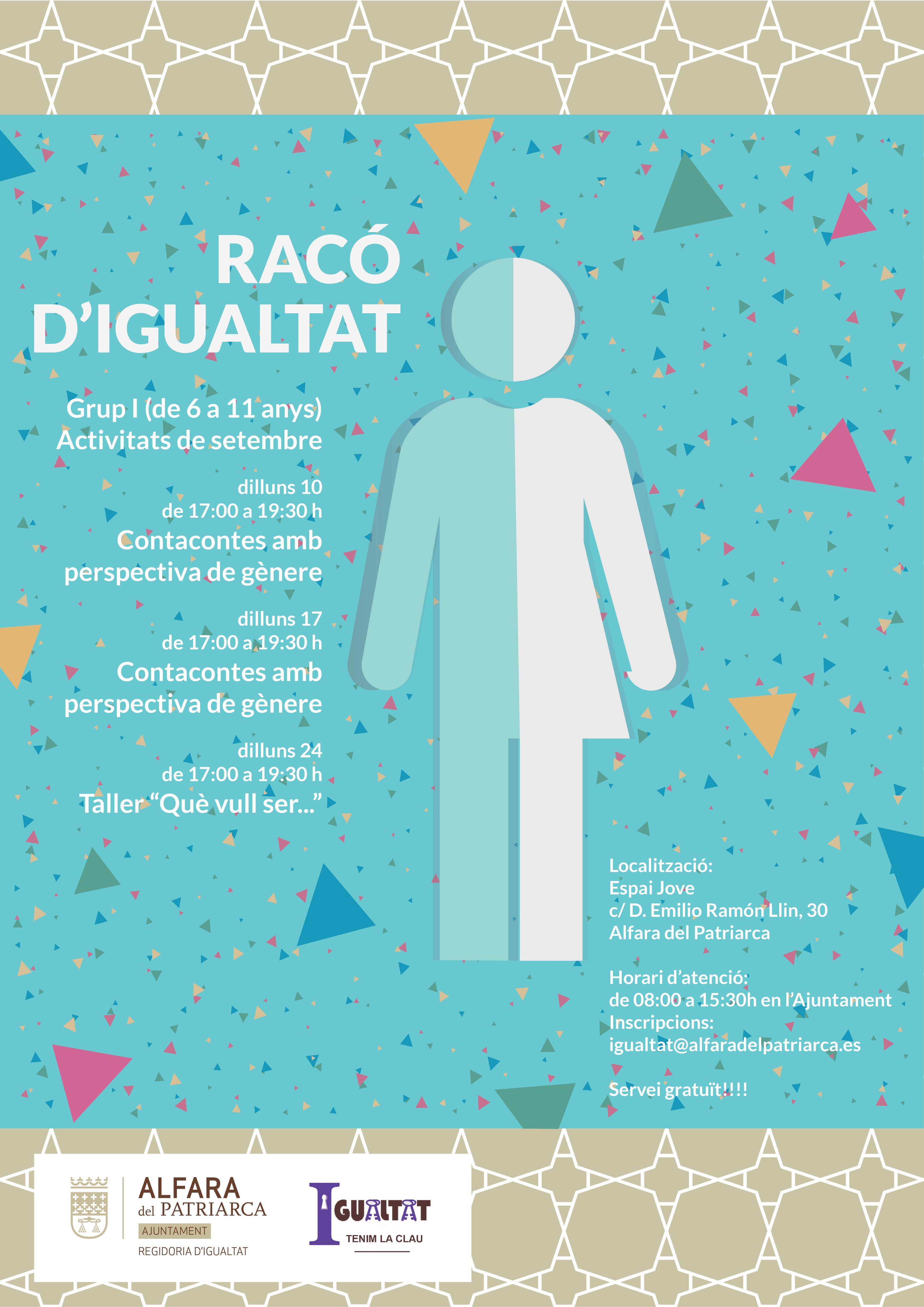RACO IGUALTAT 2