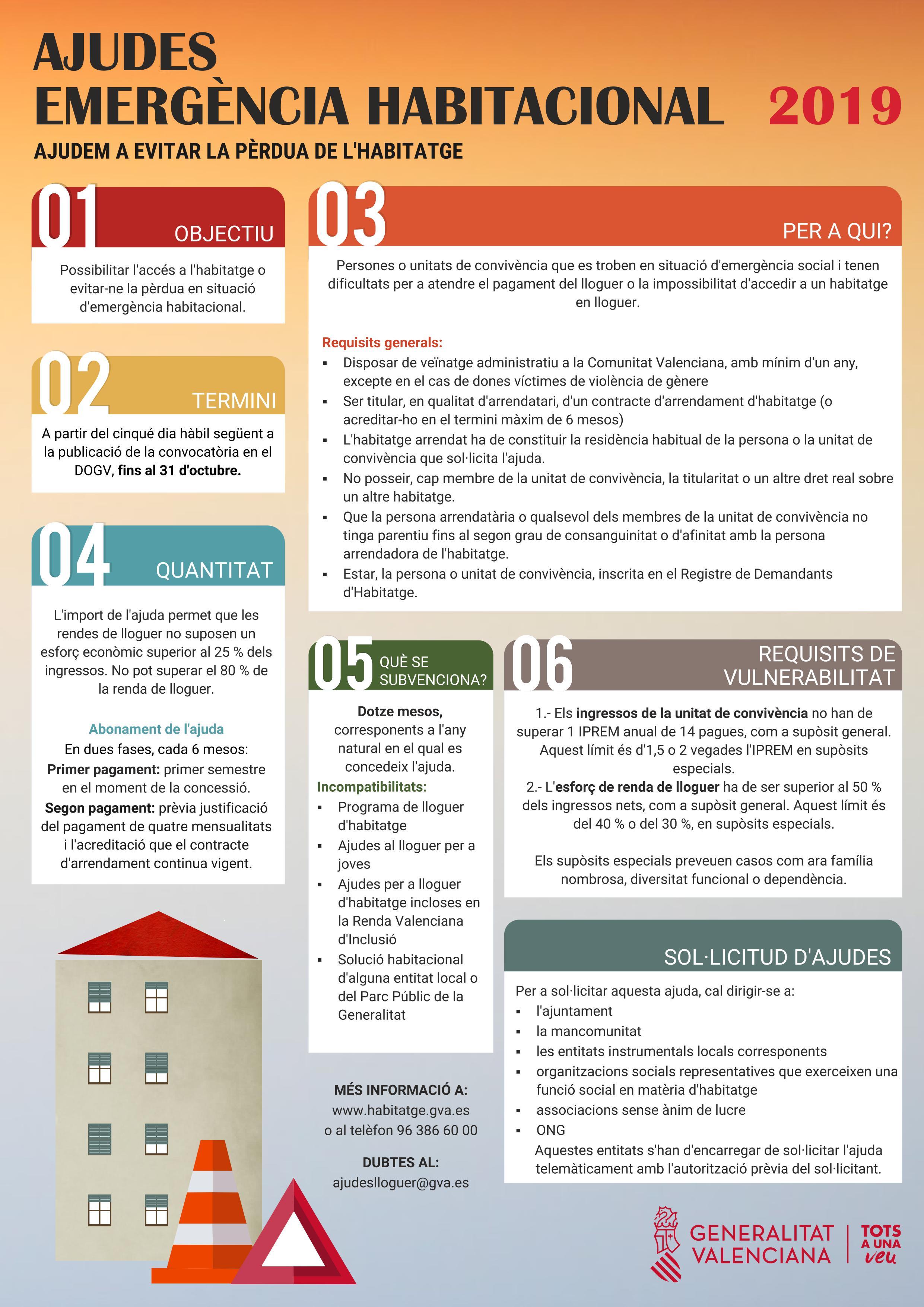 Cartel_ajudes_emergencia_habitacional_2019 vcià